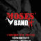 """Moses &""""Band It"""" live tour 2018/19"""